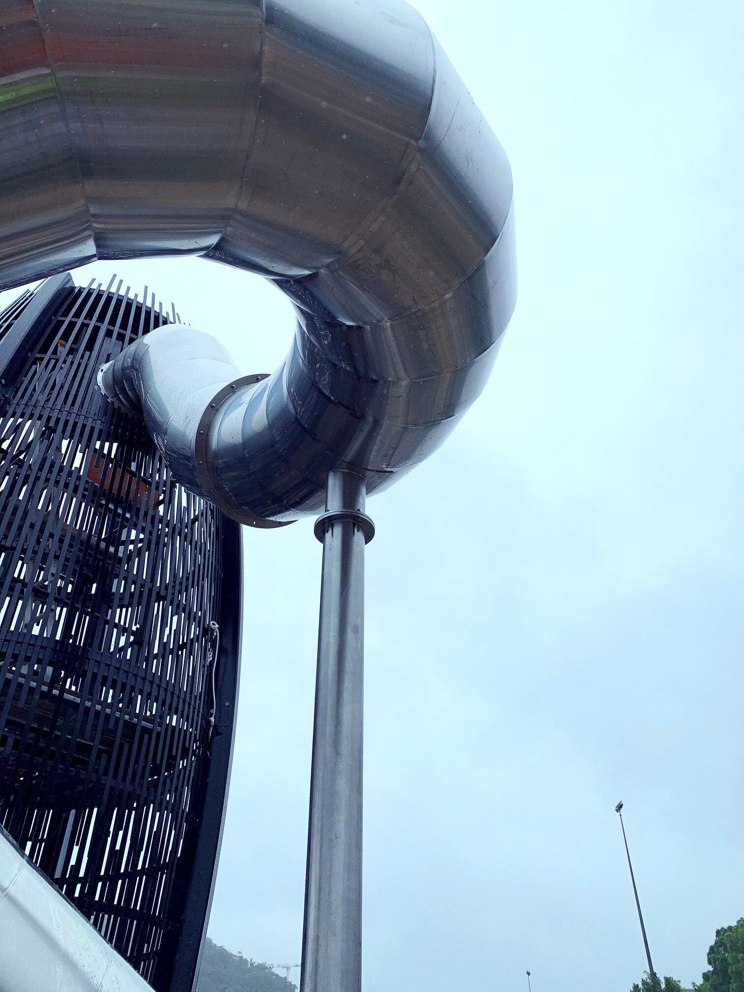 Gosford Large tower Slide