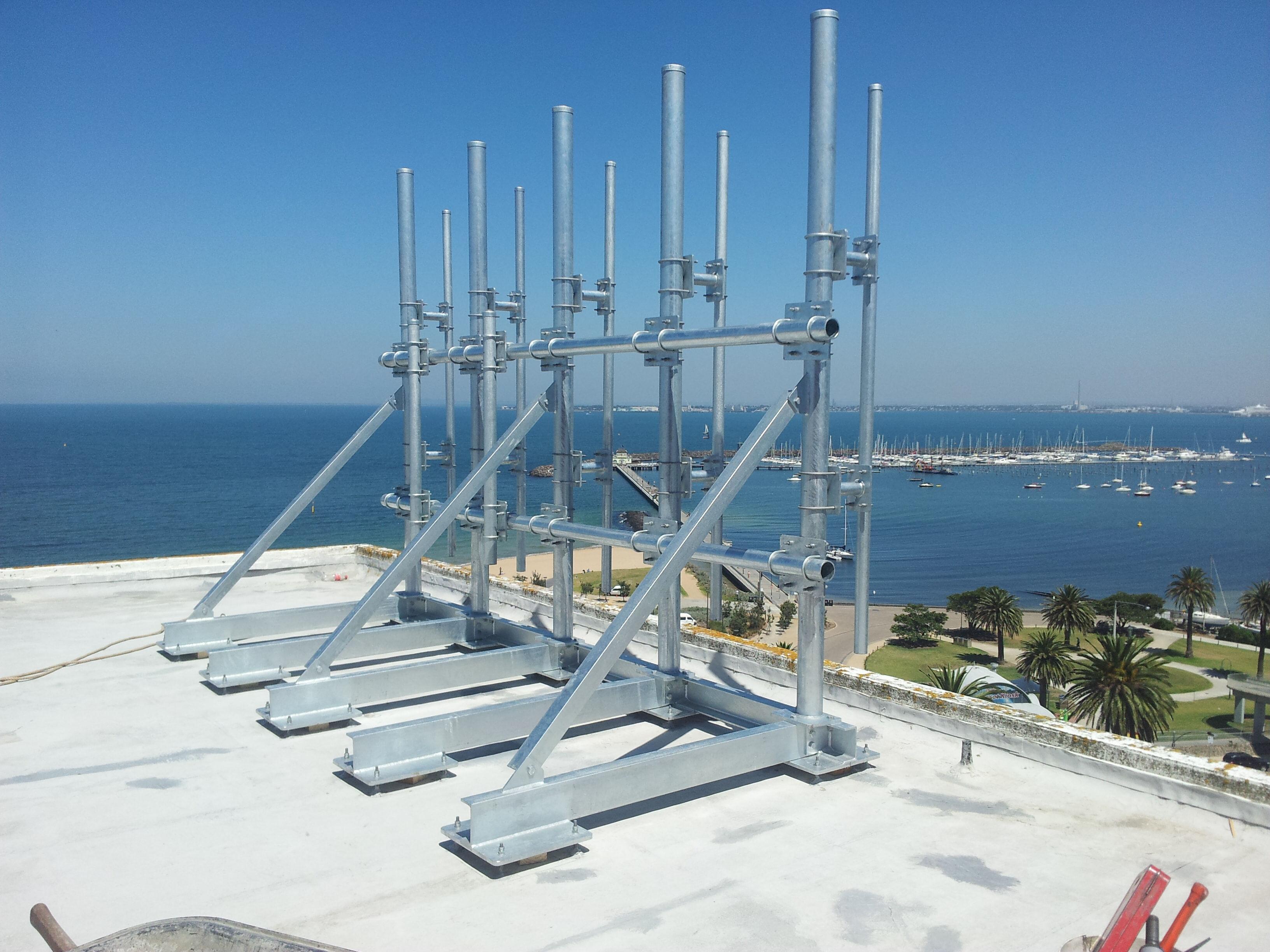 Telco Telecommunication Towers st kilda 2