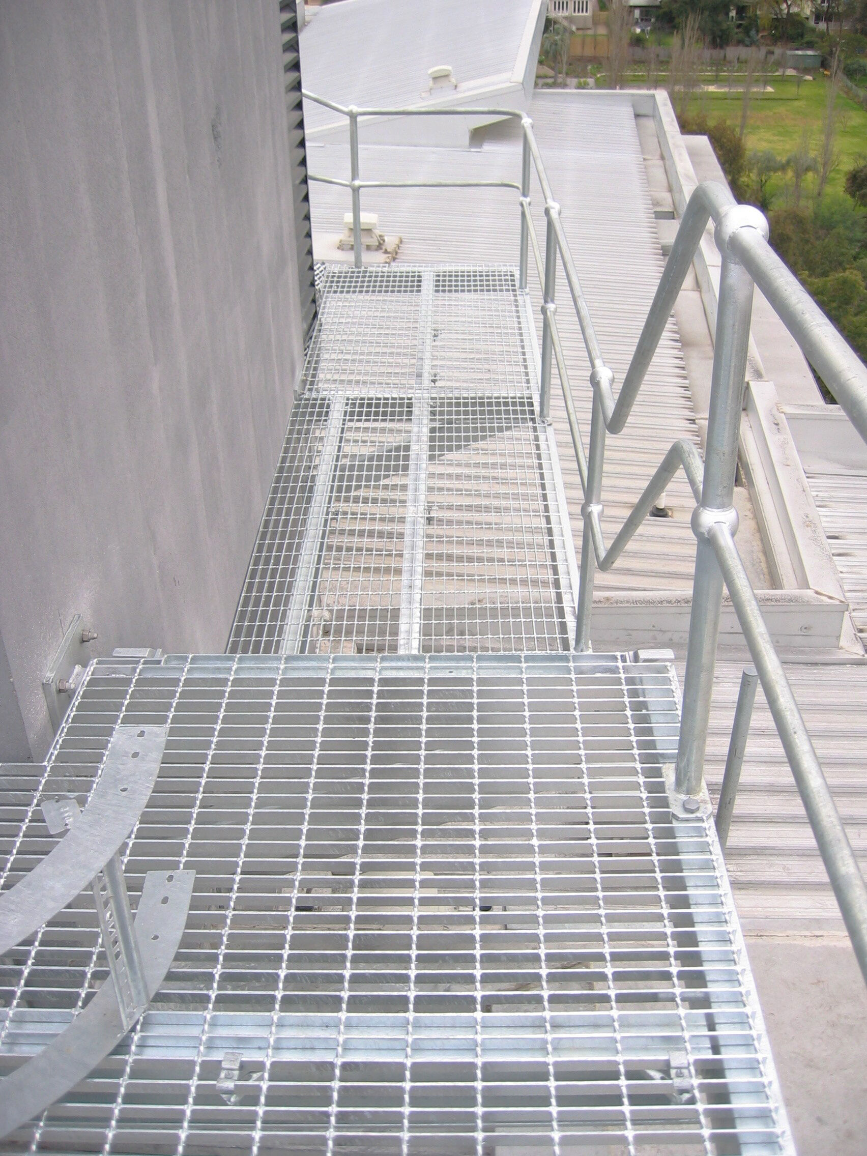 Access platforms and Access Stairs