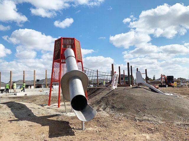 UPC Playground