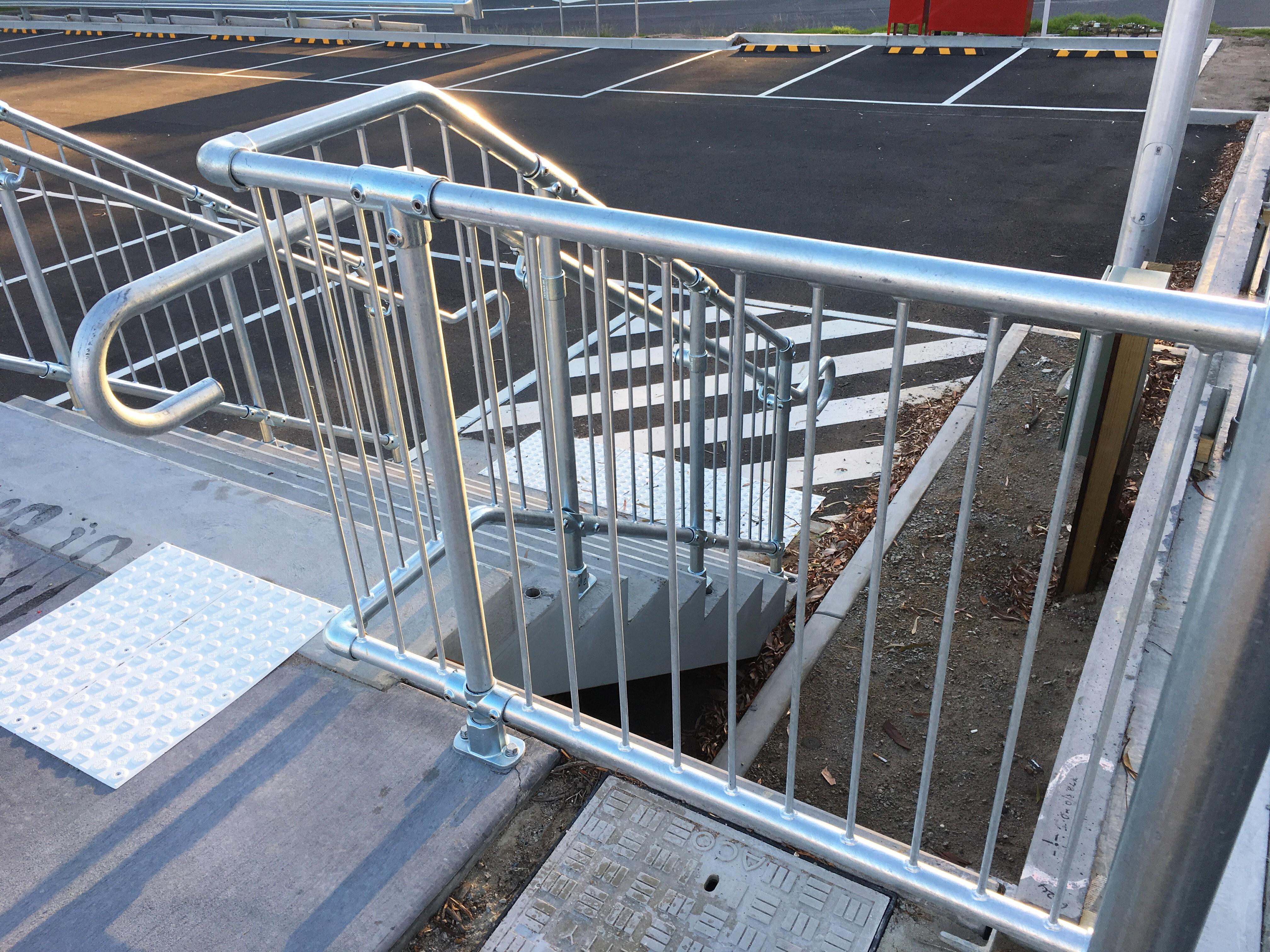 Stair handrail 2