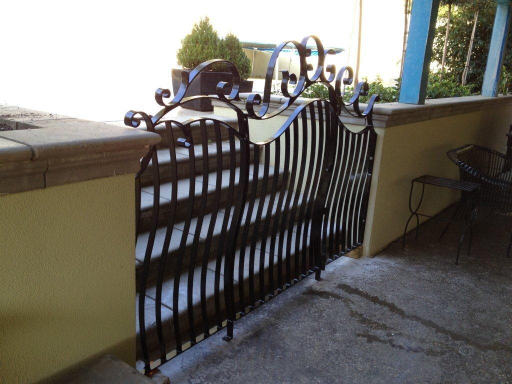 Custom Stainless Steel Gate