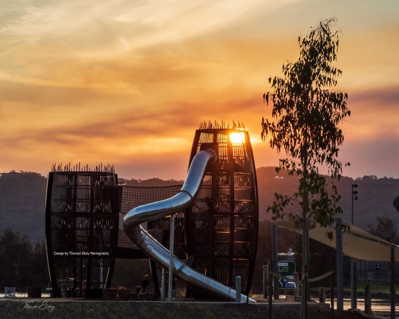 GOSFORD PLAYGROUND - THERESE ELSEY