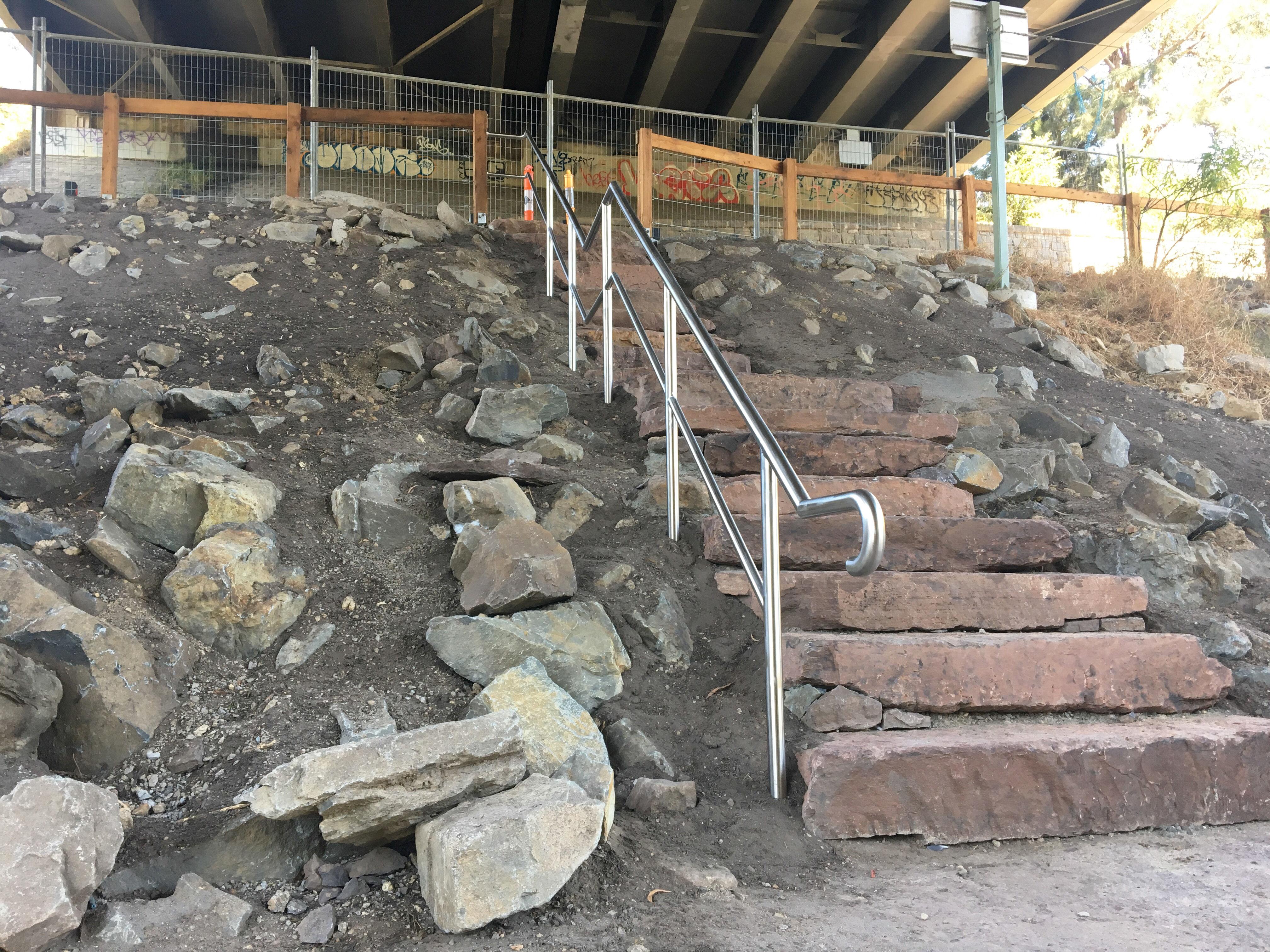 Stairs Handrail