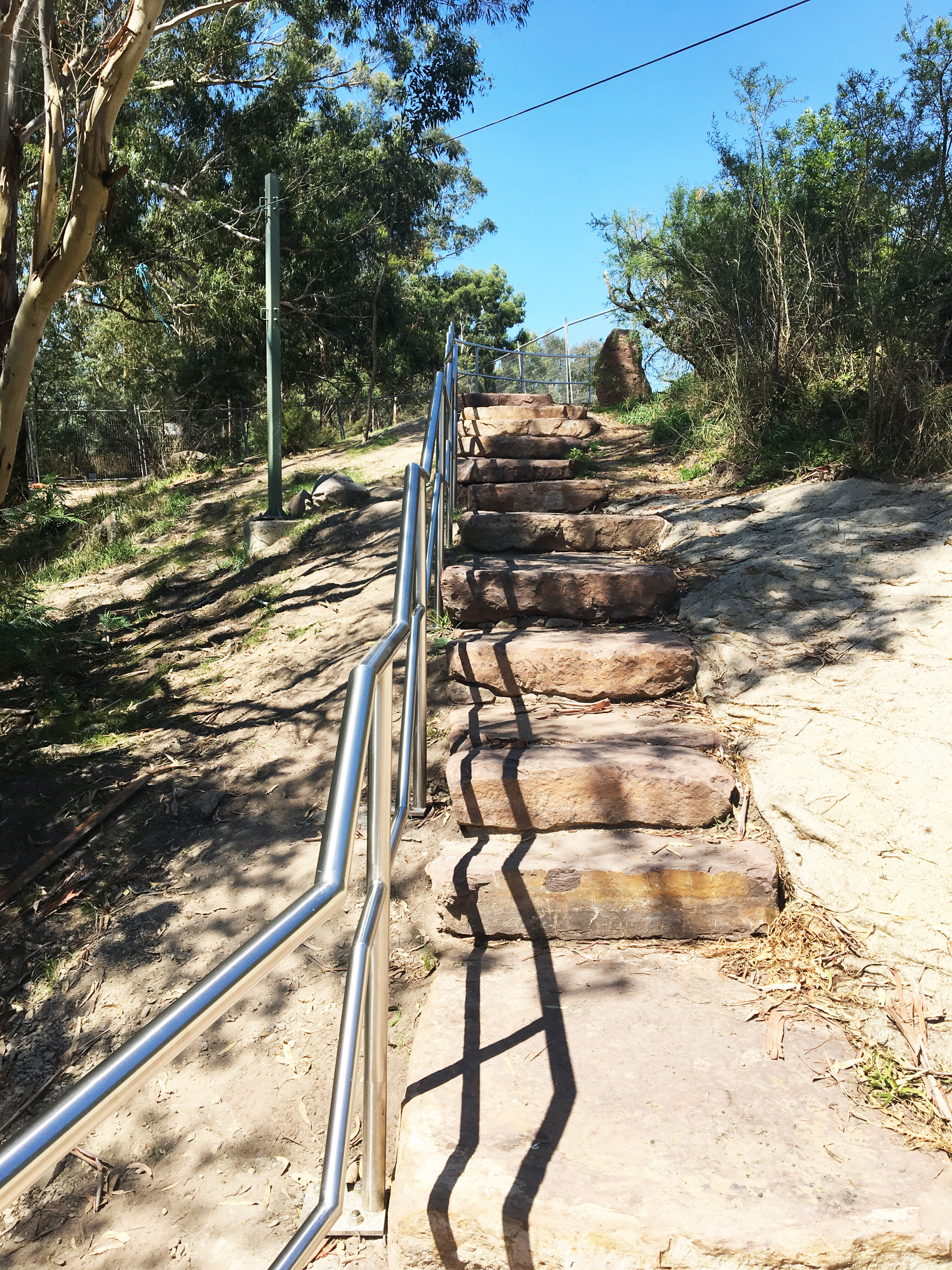 Stairs Handrail 2